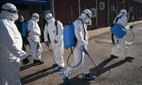 世界各国采取多项防疫措施