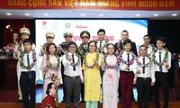2019年越南十佳青年表彰会在河内举行