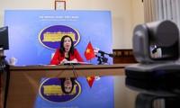 越南对中方在越南长沙和黄沙两座群岛进行的活动表示反对
