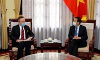 捷克驻越南大使格雷普尔高度评价越南政府的防疫措施