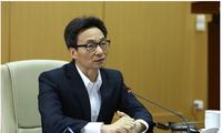 政府总理宣布新冠肺炎疫情在全国爆发旨在动员整个政治体系共同参与防疫