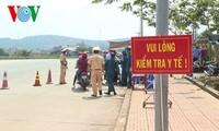 越南人民支持继续实行社会隔离