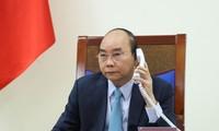 越南与瑞典合作抗击疫情,促进双边合作