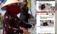 """外国媒体对越南""""自动取米机""""印象深刻"""