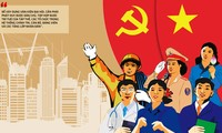 发扬民主,听取人民对越共十三大文件草案的意见建议
