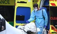 世界新冠肺炎疫情仍然严峻