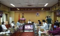 越南国家指导委员会就各省市新冠肺炎疫情危机分类方案达成一致