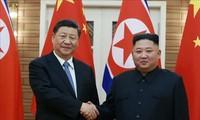 中国承诺进一步促进中朝关系发展