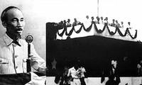 胡志明主席:人类革命和文化无穷无尽的灵感源泉