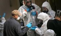 新冠肺炎疫情继续在世界蔓延