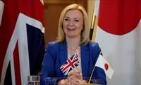 英国希望加入CPTPP和成为东盟的对话伙伴