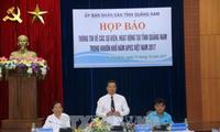 ខេត្ត Quang Nam ត្រៀមជាស្រេចសម្រាប់ APEC ២០១៧