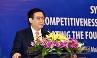 ឧបនាយករដ្ឋមន្ត្រី លោក Vuong Dinh Hue អញ្ជើញចូលរួមសន្និសីទ WEF និងទស្សនកិច្ចព័រទុយហ្គាល់