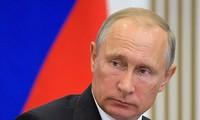 ប្រធានាធិបតី V.Putin ត្រូវបានឈរឈ្មោះបោះឆ្នោតជាផ្លូវការ