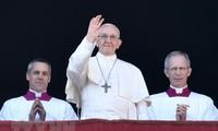 សម្ដេចប៉ាប Francis ជូនពរបុណ្យចូលឆ្នាំថ្មីប្រពៃណីដល់ប្រជាជនអាស៊ី