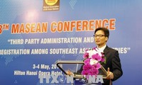Vietnam menerima keketuaan bergilir Asosiasi Kedokteran ASEAN masa bakti 2018-2020