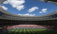 World Cup 2018៖ មេដឹកនាំជាច្រើនរូបអញ្ជើញចូលរួមវគ្គផ្តាច់ព្រ័ត្រ