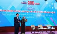 ឧបនាយករដ្ឋមន្ត្រីវៀតណាម លោក Vuong Dinh Hue ចូលរួមវេទិកា  CEO ឆ្នាំ២០១៩