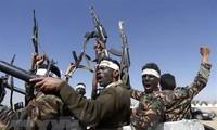 អ.ស.ប ទទួលស្គាល់ថាកងកម្លាំង Houthi បានដកចេញពីកំពង់ផែសំខាន់ៗរបស់យេម៉ែន