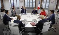 អាមេរិកលើកពេលកិច្ចប្រជុំកំពូល G7