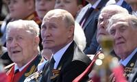 ប្រធានាធិបតីរុស្ស៊ី លោក Vladimir Putin អំពាវនាវឱ្យប្រជាជនទៅបោះឆ្នោតដើម្បីប្រទេសជាតិ