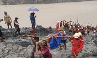 អាស៊ានចែករំលែកទុក្ខចំពោះការដួលរលំអណ្តូងរុករកត្បូងនៅរដ្ឋ Kachin