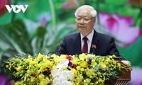 អគ្គលេខាបក្ស ប្រធានរដ្ឋវៀតណាម លោក Nguyen Phu Trong៖ កសាងកងទ័ពមានរបៀបរៀងរយ ចំណាន និងទំនើបជាបណ្ដើរៗ