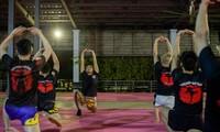 FPTU Muay Thai - តភ្ជាប់វប្បធម៌ បំផុសឡើងចំណាប់អារម្មណ៍ Muay Thai