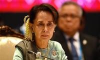 ក្រុមប្រឹក្សាសន្តិសុខអង្គការសហប្រជាជាតិអំពាវនាវឱ្យកងទ័ពមីយ៉ាន់ម៉ាដោះលែងលោកស្រី San Suu Kyi