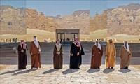 គណៈប្រតិភូ UAE និងកាតាបានជួបប្រជុំគ្នាជាលើកដំបូងបន្ទាប់ពីស្តារទំនាក់ទំនងឡើងវិញ
