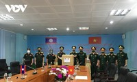 Việt Nam cử chuyên gia và hỗ trợ vật tư y tế giúp Bộ Quốc phòng Lào chống dịch