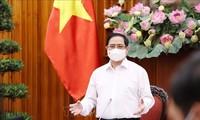 លោកនាយករដ្ឋមន្រ្តី Pham Minh Chinh៖ ការទិញវ៉ាក់សាំងបង្ការកូវីដ ១៩ ជាការចាំបាច់បន្ទាន់ ត្រូវតែអនុវត្តន៍ភ្លាម