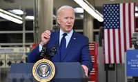"""ប្រធានាធិបតីអាមេរិកលោក Joe Biden បំពេញបន្ថែមក្រុមហ៊ុនចិនចំនួន២៨ចូល """"បញ្ជីឈ្មោះខ្មៅ"""""""