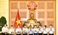 លោកនាយករដ្ឋមន្រ្តី Pham Minh Chinh៖ បេសកកម្មរបស់អ្នកសារព័ត៌មានគឺពោរពេញទៅដោយអត្ថន័យ មោទនភាពយ៉ាងត្រចះត្រចង់ ប៉ុន្តែក៏លំបាកលំបិនយ៉ាងខ្លាំង