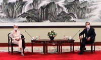 Tiongkok Minta AS agar Keluarkan Pilihan yang Tepat untuk Hubungan Dua Negara