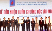 Phó Thủ tướng Hoàng Trung Hải dự 5 năm thành lập TCT Thăm dò khai thác dầu khí