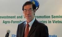 Tăng cường hợp tác nông nghiệp Việt Nam - Australia