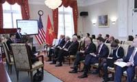 Các doanh nghiệp Mỹ khẳng định kinh doanh lâu dài tại Việt Nam
