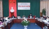 Phiên họp lần thứ 5 Ủy ban các vấn đề xã hội của Quốc hội