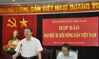 Gần 1.200 đại biểu tham dự Đại hội toàn quốc Hội Nông dân Việt Nam lần thứ VI