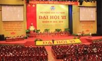 Khai mạc Đại hội Đại biểu toàn quốc Hội Nông dân Việt Nam lần thứ 6