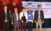 Khánh thành Trung tâm E-learning do KOICA- Samsung tài trợ
