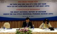 Việt Nam đã thực hiện nghiêm túc cơ chế kiểm điểm định kỳ của Hội đồng nhân quyền Liên hiệp Quốc