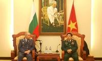 Quan hệ quốc phòng góp phần thúc đẩy quan hệ hợp tác Việt Nam - Bungari