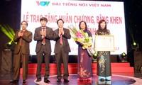 Đài Tiếng Nói Việt Nam tổ chức kỷ niệm 68 năm ngày thành lập