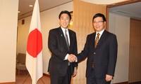 Việt Nam là đối tác quan trọng của Nhật Bản