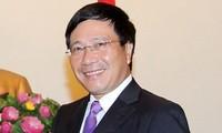 Hoạt động của Bộ trưởng Bộ Ngoại giao Phạm Bình Minh tại New York