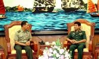 Quân đội Việt Nam - Philippines tăng cường hợp tác hải quân, cảnh sát biển, không quân và lục quân