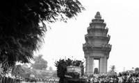 Báo Campuchia ca ngợi quân tình nguyện Việt Nam giúp Campuchia thoát khỏi chế độ diệt chủng