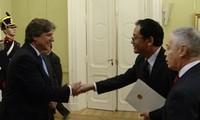 Quan hệ Việt Nam - Argentina trên đà phát triển